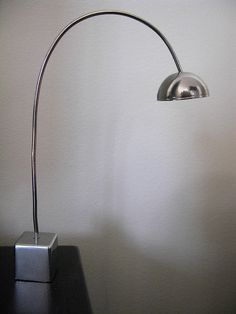 How to make a miniature arco lamp