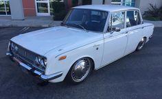 1970 Toyota Corona Deluxe RT43L | Lowered, Slammed, JDM ( photo editing )