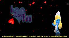 Schlumpfine - Die berühmten 3 Worte ♥♥♥♥♥ Ich liebe Dich ♥♥♥♥♥ Schlager,...
