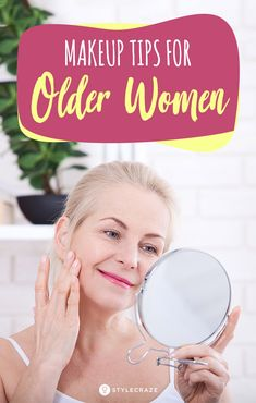 Anti-aging suggestions look more youthful, ideal guidance as well as suggestions as well as proven outcomes, all with natural as well as solutions. tips natural remedies tips older women tips beauty hacks young tips young Makeup Tips For Older Women, Beauty Tips For Face, Face Tips, Skin Care Regimen, Skin Care Tips, Clown Mignon, Beauty Care, Beauty Hacks, Diy Beauty