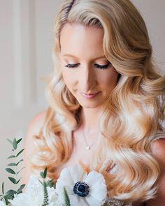 "Bridal Hair Toronto on Instagram: ""Aesthetically Dreaming... Bride @shara_ew Hair @bridalhaircouturebykatie Makeup @biancambeauty ( Bridal Archives of 2020 )"" Bridal Hair And Makeup, Hair Makeup, Down Hairstyles, Wedding Hairstyles, Bridal Waves, Hair Couture, Mobile Beauty, Hair And Makeup Artist, Toronto Wedding"