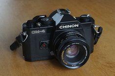 Chinon CM-4 - Camera-wiki.org - The free camera encyclopedia