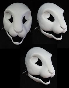 Faulty Bunny Resin Blank by DreamVisionCreations on Etsy