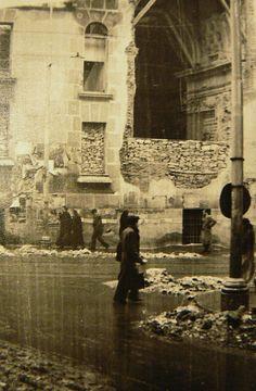 Spain - 1936. - GC - IGLESIA DE SAN SEBASTIAN calle de Atocha