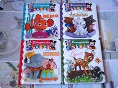 L'imagerie des bébés Disney, une collection Fleurus. (Chut, les enfants lisent)