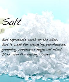 ✯ Spells and Magic: Salt ✯