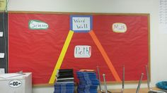 Math and Science Word Wall