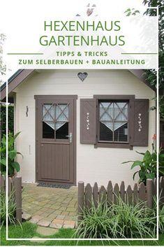 Hexenhaus Gartenhaus: Ein Gartenhaus Hexenhaus Ist Schon Etwas Sehr  Besonderes Im Hexenhaus Garten. Wir
