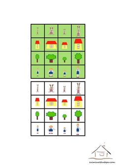 Harika Gruplandırma Etkinlikleri | Nesneleri Gruplama Çalışması Periodic Table, Preschool, Calendar, Activities, Education, Ideas, Gold Polka Dots, Games, Home