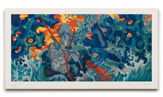 James-Jean-Adrift-2015-Signed-Limited-Edition-Giclee-Art-Print-Fables-352