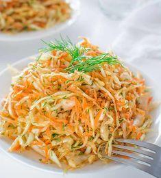 Salade au chou carottes et noix au thermomix. Voici une délicieuse recette de Salade au chou, carottes et noix. Une recette simple et facile à préparer au thermomix.