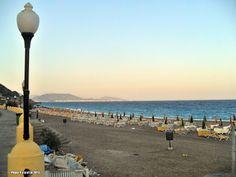 ΡΟΔΟΣυλλέκτης (Φωτογραφίες): Παραλία Ψαροπούλας (Ακτή Κανάρη), μια από τις ωραι... Wind Turbine