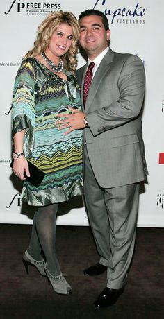 Cake Boss and wife Lisa Valastro Have a Baby Boy! - Lisa Valastro - Zimbio
