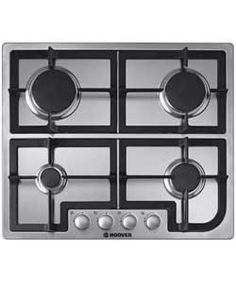 Buy Hoover HGH64SCX Gas Hob - Stainless Steel at Argos.co.uk, visit Argos.co.uk to shop online for Gas hobs, Gas hobs