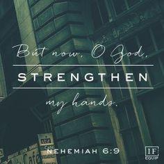 Nehemiah 6:9