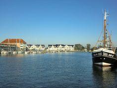 Hafen von #Karlshagen auf #Usedom - http://hafenkiek-karlshagen.de/