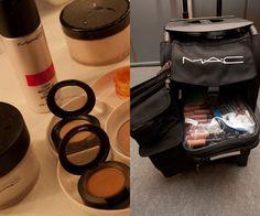 """A maquiadora sênior da MAC, Fabiana Gomes, me fez amar de paixão esse make nada da 2nd Floor. Como ela mesma resumiu """"é a celebração da beleza humana, não vou descaracterizar ninguém, apenas …"""