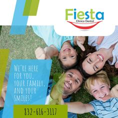 Family that smiles together stays together . give her healthy smiles Smile, Healthy, Fiesta Party, Health