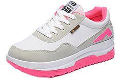 Womens Casual Air Cushion Walking Athletic Sport Outdoor Travel Mountaineering Mesh Air Max Sneakers Running Shoes 65 US White -- Continue to the product at the image link. School Shirts, Sport Wear, Outdoor Travel, Air Max Sneakers, Running Shoes, Nike Women, Women's Casual, Walking, Athletic Sport