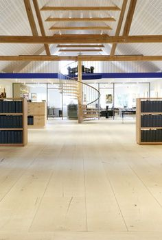 A Hereford Beefstouw Office - Dinesen