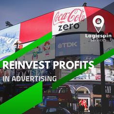When a company re-invests a part of its profit into advertising and marketing , it results in increased consumption of that brands products or services.