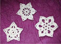 Vánoční ozdoby - 3 ks Crochet Necklace, Jewelry, Ribbon Embroidery Tutorial, Jewlery, Jewerly, Schmuck, Jewels, Jewelery, Fine Jewelry