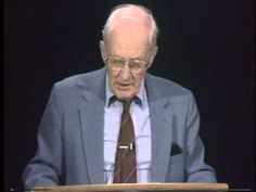 Lecture 11 - Book of Mormon - 1 Nephi 4-7 Scripture and Family - Hugh Nibley - Mormon - YouTube
