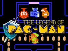 Pour les fans de Link et de Pacman (vidéo en SD/720p) - The Legend of Pac Man. U':-r