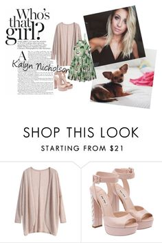 """""""Style with Kalyn Nicholson"""" by tess-302 ❤ liked on Polyvore featuring Miu Miu, Abercrombie & Fitch, youtube and kalynnicholson"""