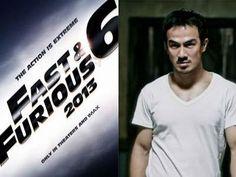 Joe Taslim, Indonesian actor for fast 6!