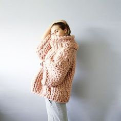 Need your help! Should we make diy kit and/or pattern for this sweater?