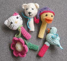 Small Things of Crochet Crochet Baby Toys, Crochet Animals, Crochet Dolls, Baby Knitting, Knitted Dolls, Knitted Bags, Crochet Gifts, Love Crochet, Free Crochet Bag
