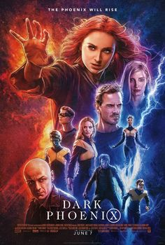 A brand new poster for Dark Phoenix has been released! Tune in on X-Men Day, Monday May 13th for exclusive content, special events and fun surprises. You can also be the first to get your tickets to...