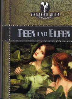 "Andrea Hamann, Katharina Jens, ""Verzauberte Welten - Feen und Elfen"", Time Life, 2003: ""Hylas and the Nymphs"" (Detail), 1896"