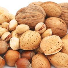 Go Nuts! Health Benefits of Nuts