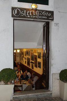 Topvisrestaurant van Sirolo (gegrilde inktvis...): trattoria-osteria-sara.jpg (300×450)
