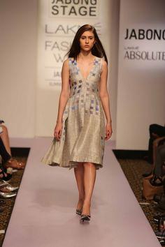 Lakmé Fashion Week – SAHIL ANEJA AT LFW SR 2015