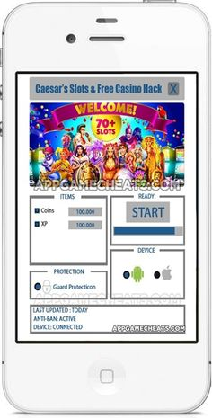 Caeser's Slots and Free Casino Hack 2016 ANDROID and iOS Cheats Online No Survey is a truly cool amusement that you can…