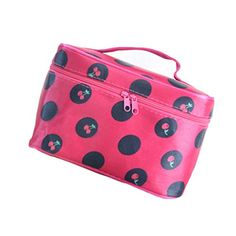BESTIM INCUK Cosmetic Bag Makeup Bag Travel Toiletry Bag Organiser with Cherry,Black BESTIM INCUK http://www.amazon.co.uk/dp/B019MQU124/ref=cm_sw_r_pi_dp_3rt0wb00N9TWQ