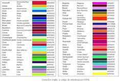 Aprender todas as cores em Inglês é essencial, se você precisa se comunicar neste idioma. É uma tarefa primordial para quem deseja ter noções básicas de in