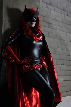 Khainsaw, Batwoman cosplay (New 52)