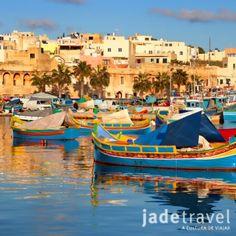 Viagens Malta: Malta, O Coração do Mediterrâneo. Jade Travel ofertas de Viagens a Malta.