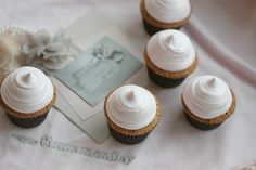 Manuela's myCinnamonGirl cupcakes