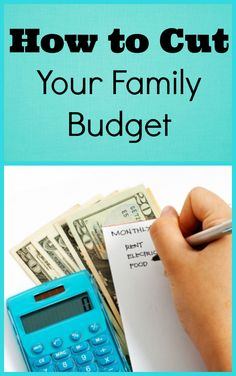 How to Cut Your Family Budget | Cocktails With Mom
