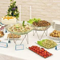 Cobb Salad, Baking, Party, Food, Bakken, Essen, Parties, Meals, Backen