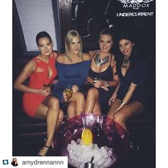 #Repost @amydrennannn ・・・ New Years resolution didn't last long, whoops. Thanks for the fun night girlies :kissing_heart: #squad #letsgodancing #maddox @jordanmosey_ @sarah_jane_max @jessica_louise1