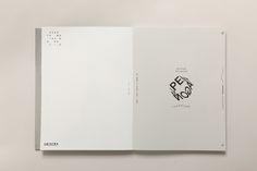 Olafur Eliasson: Pentagonal Landscapes exhibition catalogue. book design editorial design