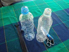 proyecto de innovacion (una lapicera y copas hechas de botellas plasticas:      UNA LAPICERA Y COPAS HECHAS DE BOTELLAS PLAST...