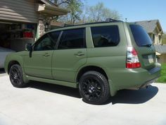 U.S. Foresters lifted - Page 4 - Subaru Forester Owners Forum