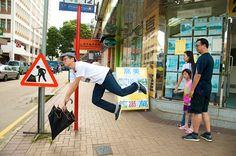 Levitation by DigitalRev, via Flickr